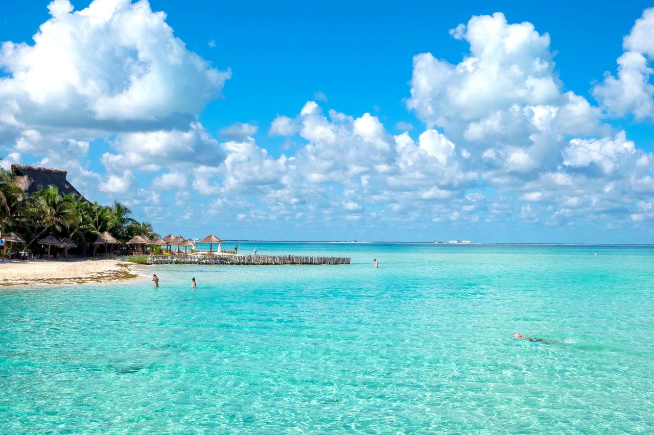 Playa Mujeres - destination photo